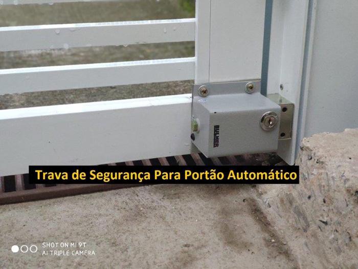Portão Basculante Galvanizado
